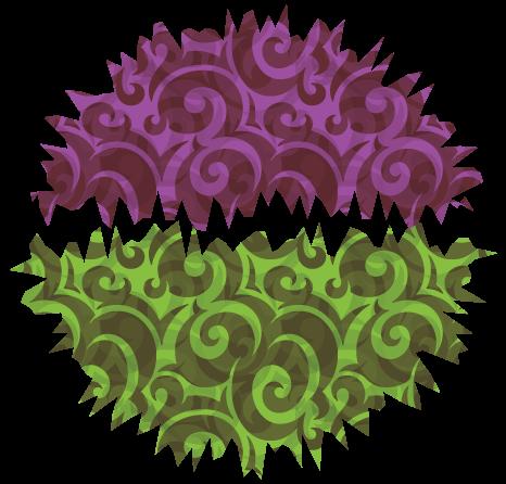 zigzag circle